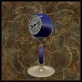 EF-Home: 2020 Christmas Clock - Blue
