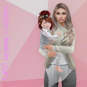 {JPS} Mommy Cuddles