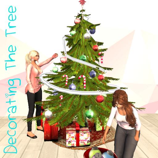 {JPS} Decorating The Tree
