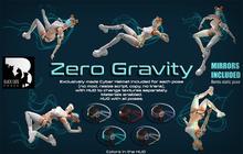 Black Cats Poses - Zero Gravity FATPACK + Mirrors