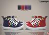 .:{ AC }:.  Olivia - Ladies Hi Top Sneakers with HUD : Ver 2