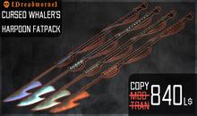[ Dreadmorne ] // Cursed Whalers  Harpoon  Fatpack