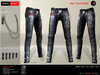 A&D Clothing - Pants -Wyatt- Ebony