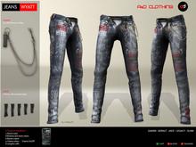 A&D Clothing - Pants -Wyatt- Charcoal