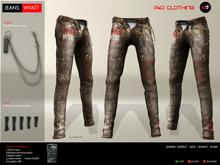 A&D Clothing - Pants -Wyatt- Brown