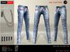 A&D Clothing - Pants -Wyatt- Blue