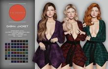 KiB Designs - Dasha Jacket FATPACK