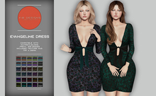 KiB Designs - Evangeline Dress DEMO