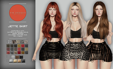 "KiB Designs - Jette Skirt FATPACK  ""Wear"""