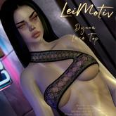 ~[LeiMotiv] Dynna Lace Top . //ADD ME