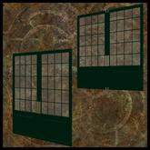 EF-Architecture: 1.5x3.7m 4x5 Glass Panel Doors