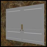 EF-Architecture: 2*3.5m Panel Doors