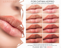 [LERONSO] HD lipstick LIEN for CATWA HDPRO