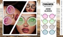 [Cinnamon Cocaine] Jhene Glasses