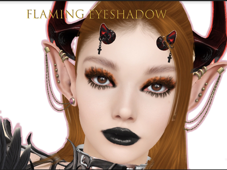 XS Primal EvoX Flaming Eyeshadow Gift