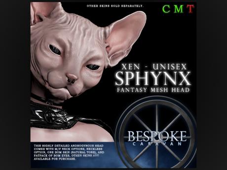 BeSpoke - Sphynx Xen - Bento Head [1.3]