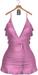 JF Design - Melody Dress/Panty - Pink