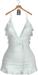 JF Design - Melody Dress/Panty - White