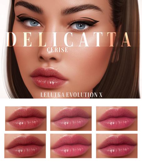 Delicatta - Cerise (LeLUTKA Evolution X)