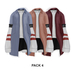 OVH . Franco Coat . pack 4 . legacy