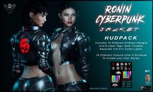 [The Forge] Ronin Cyber Jacket, HUDPACK v2.
