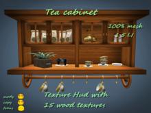 Tea cabinet *Box*
