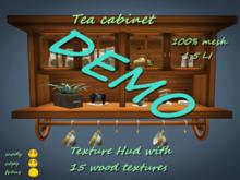 Tea cabinet DEMO *Box*
