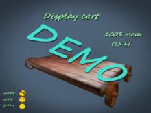 Display cart DEMO *Box*