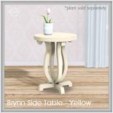 Sequel - Brynn Side Table - Yellow