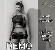 [K-Style] SYVIR COMPLETE - DEMO