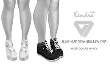 ILLI - [SLink,TMP,Maitreya,Belleza] Kendra Leather Sneakers DEMO