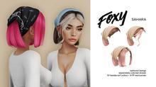 Foxy - Sahara Hair (Essential)