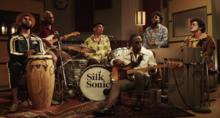 Silk Sonic ~ Leave The Door Open {Full Song + Dance}