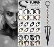APOTHIC // BURDEN Earrings
