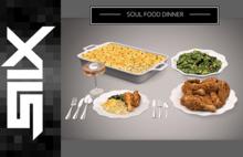 SIIX // Soul Food Dinner