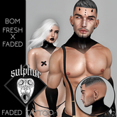 +SULPHUR+ FADED TATTOO BOM