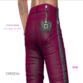 *CORDEWA* CONNOR JEANS WINE
