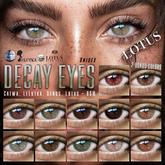 LOTUS. Decay Eyes Fatpack [unpack me]