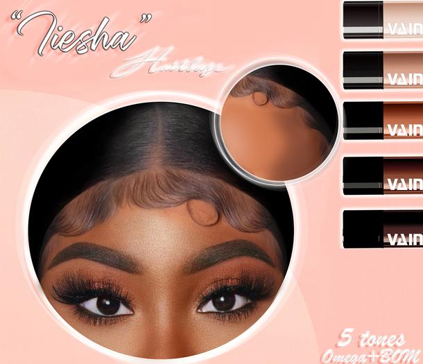 "V; ""Tiesha"" Hairbase"