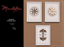 Moonley Inc. - Norse Frame Set