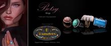 KUNGLERS - Betsy rings