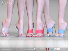 Remezzo Teqi's Heels Fat Pack v.2