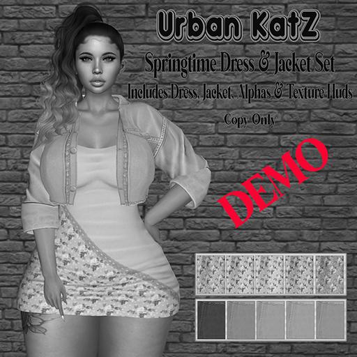 *Springtime Dress & Jacket-Demo