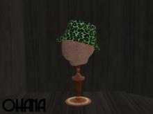 Ohana Bucket Hat Leopard Green (WEAR TO UNPACK)