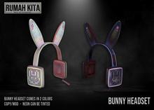 Rumah Kita - Bunny Headset