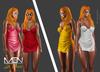 [MSN Design] Loi Dress [FATPACK]