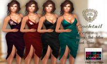 ND*Cocktail Dress*-[Maitreya-Slink-Belleza]-Fitmesh/Classic- [Hud Driven-18 Colors]
