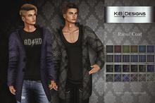KiB Designs - Raoul Coat DEMO