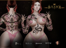 Vezzo Ink - Free Group Gift - Lianna