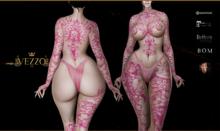 Vezzo Ink Tattoo - Elize Pink